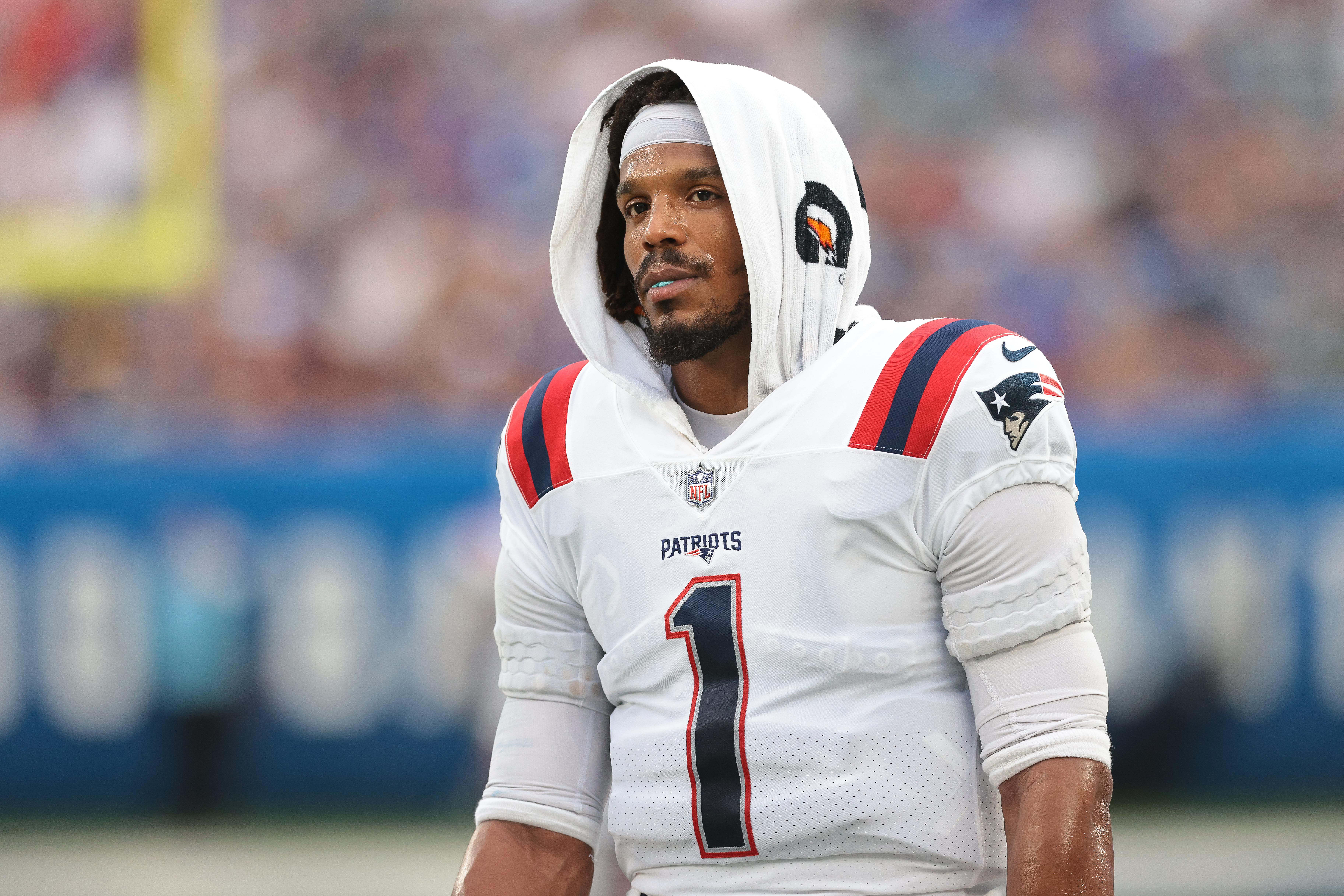 Cam Newton explains why he thinks Patriots cut him:  I was going to be a distraction