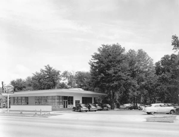 Bailey's Drive-Inn Restaurant was an iconic staple on Main Street for about 28 years. The building, then a Carribean restaurant, was torn down recently to construct a Dollar General.
