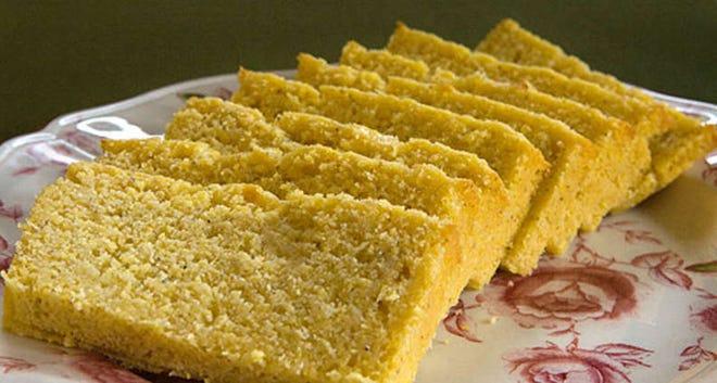 Corn Light Bread