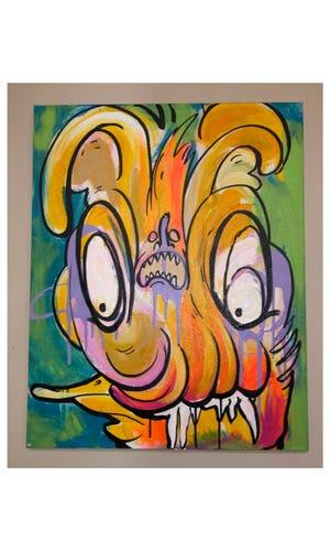 'Egideatg' by Jimmy Butcher