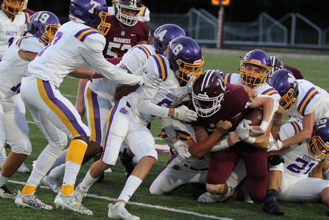 Owen High lost their third game of the season on their home turf on Sept. 10.