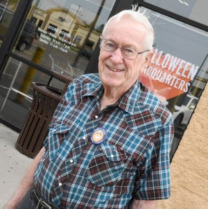 Bob Erickson poses for a picture Saturday, Sept. 11, 2021, at Goodwill in Waite Park.