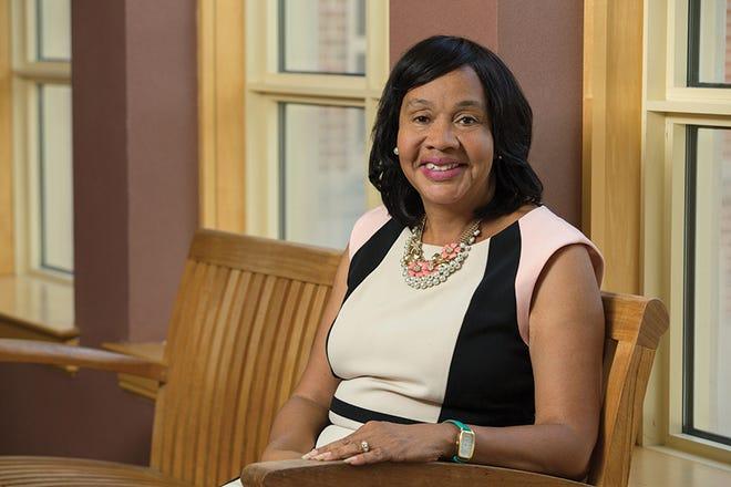 Florida State University Professor of English Maxine Montgomery
