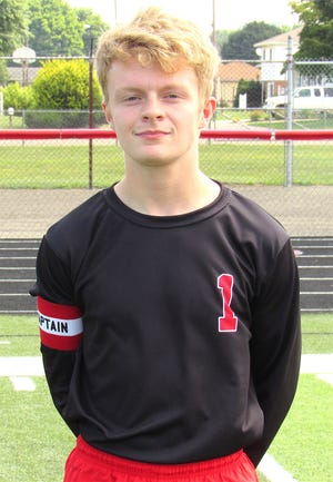 Carter Cross scored a school-record eight goals to lead Minerva past West Holmes.