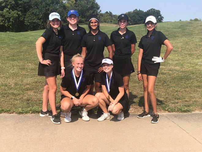 The Boonville Lady Pirates golf team finished second overall in the annual Lady Pirate Classic Friday at Hail Ridge Golf Course in Boonville.