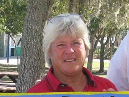 COURTESY PHOTO / KATHY TOMKINS Former Pine View school faculty member Shannon Donovan died of COVID-19.