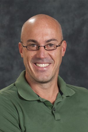 Jim McNulty, a Department of Psychology professor and director of the department's social psychology program.