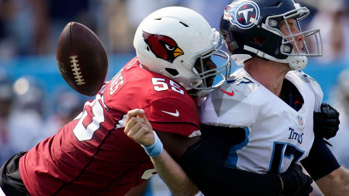 Moore: Cardinals' Chandler Jones was so dominant we should re-evaluate NFL statistics