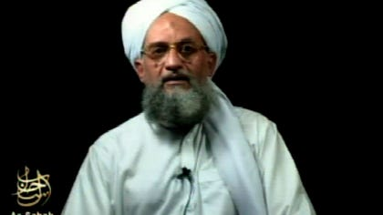 Ak Qaida chief, thought dead, appears in 9/11 video