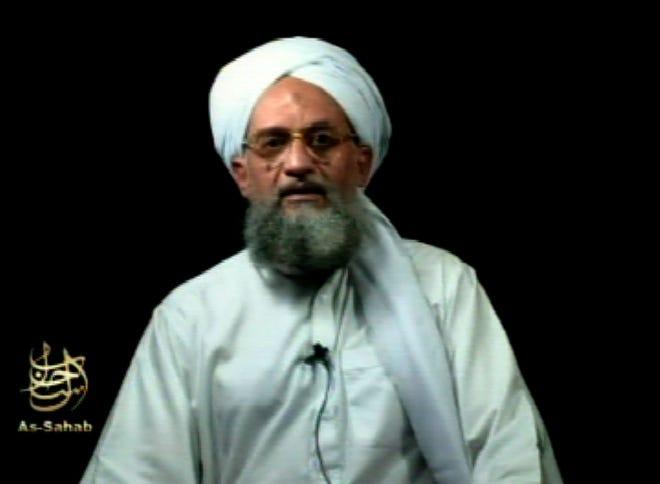 Al-Qaeda leader Ayman al-Zawahri appears in 9/11 anniversary video