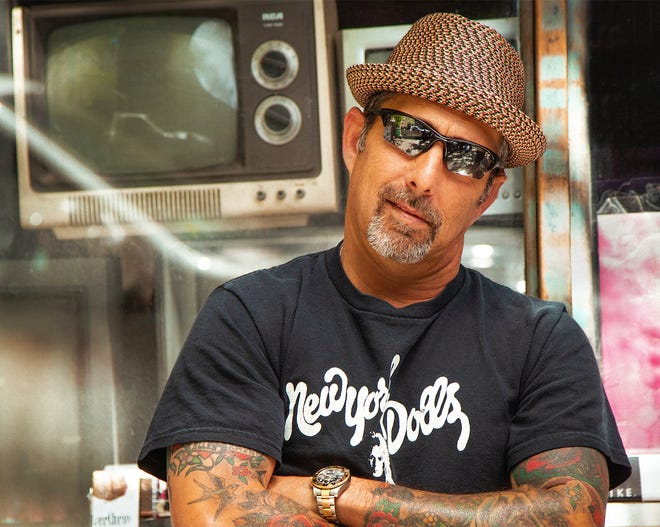 Comedian Rich Vos will perform Friday and Saturday at the Funny Stop in Cuyahoga Falls.