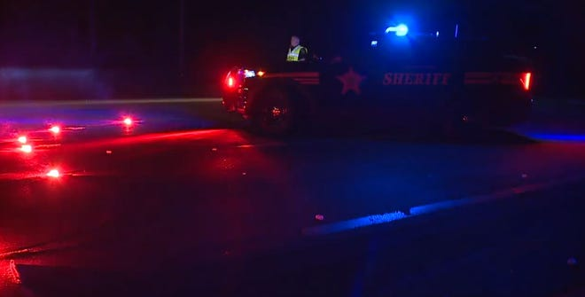 State troopers and Medina County Sheriff's deputies responded to the second of two pedestrian crashes in a week Sept. 9.
