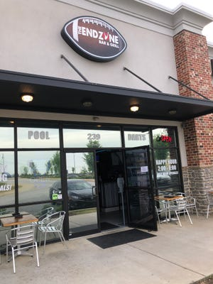 The End Zone Bar and Grill is shown in this May 18 photo, the day it officially ceased operations. A new bar and grill in Grovetown plans to open on the site.