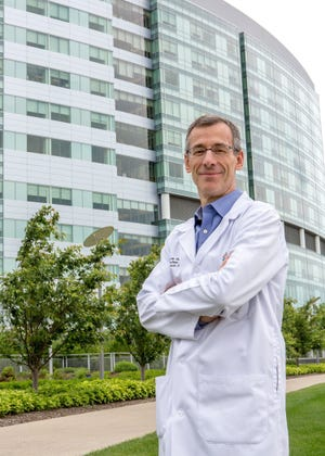 Dr. Octavio Ramilo, chief of infection diseases, Nationwide Children's Hospital