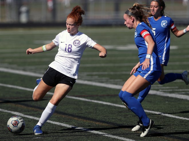 SophiaHipolite, a senior midfielder from Westerville, had four goals through seven games to lead DeSales' offense. The Stallions won five of those games for their best start in five years.