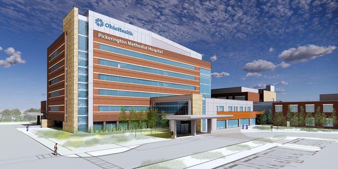 OhioHealth Pickerington Methodist Hospital is expected to open in 2023.