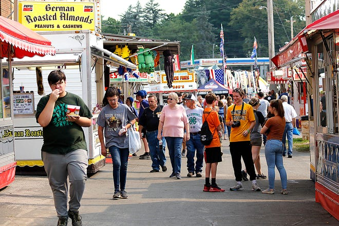 This year 87,931 people attended the Wayne County Fair, compared to the 107,743 in 2019.