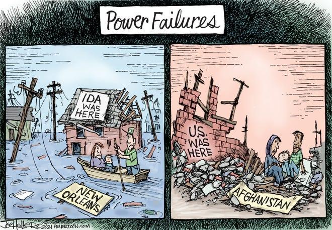 Power failures