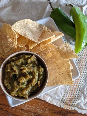 Salsa Verde, New Mexican Green Sauce