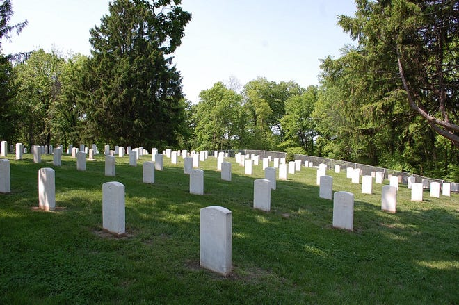 The U.S. Disciplinary Barracks Cemetery on Fort Leavenworth has been recognized with what is known as the National Shrine Status.