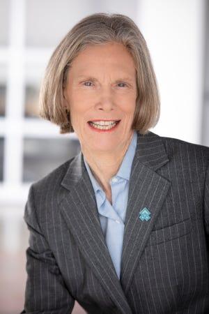 Nancy Anthony is president of the Oklahoma City Community Foundation.