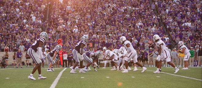 The K-State Wildcats faced a tough opponent in Southern Illinois State on Saturday, eeking out a 31-23 win that keeps them in the undefeated column going into next Saturday's game against Nevada.