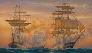 The third Saturday in September of each year is Texian Navy Day.