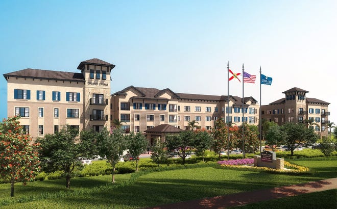 Ryan Cos. broke ground on a 235,000-square-foot senior-living facility in Wellen Park, a master-planned community in southern Sarasota County