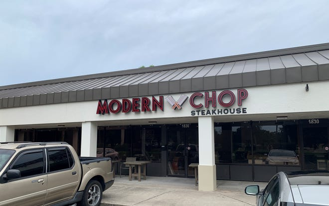 The steakhouse Modern Chop, featuring the same owners as Sage Biscuit Cafe, plans to soon open in Bradenton.