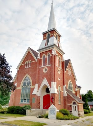 Constantine United Methodist Church mark 190 years with a program Sept. 11.
