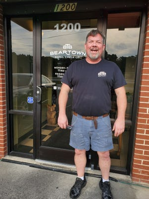 Shawn Hoveland is the owner of Beartowne Bistro & Pizza Co. on U.S. 70 East in James City.