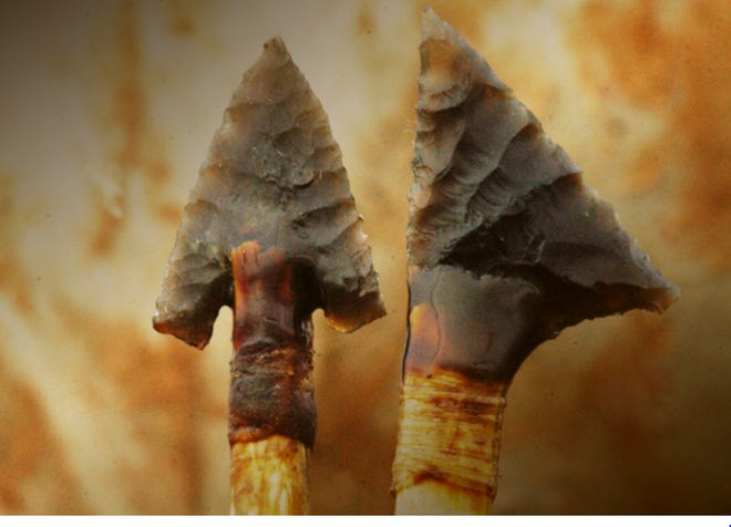 """The Dover Public Library, 525 N. Walnut St., will host the program """"The Ancient Art of Flint Knapping"""" with amateur archeologist Larry Wonderley at 6 p.m. Sept. 23 in the Community Room."""