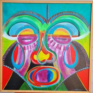 """""""Ella"""" by Hector Castellanos-Lara."""