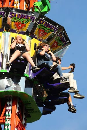 Rides are just one of the fun elements returning to the Tuscarawas County Fair this year.