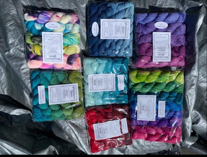 Find unique and colorful yarn at the second annual Cape and South  Shore Yarn Haul which will take place from Sept. 16 to 19.