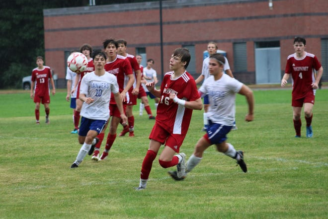Masconomet boys soccer opened the season with a 4-0 win over Danvers.