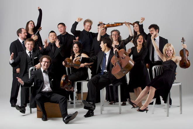 """Grammy-nominated A Far Cry orchestra presents """"Circle of Life"""" at 7 p.m. Sept. 18 in South Shore Conservatory's Jane Carr Amphitheater."""