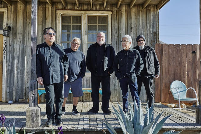 Los Lobos will perform Sept. 18 at Indian Ranch.