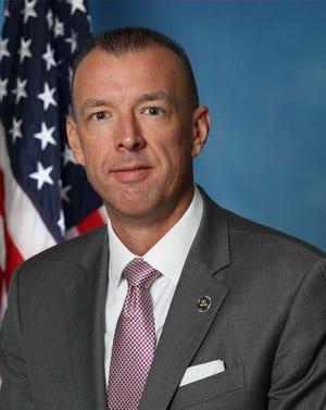 FBI Cincinnati Special Agent in Charge J. William Rivers