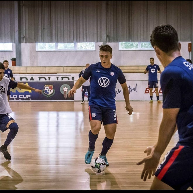 Lansing native, Grand Ledge High School graduate and Ionia resident Jeremy Klepal will represent the United States at the FIFA Futsal World Cup. The U.S.'s first game is Tuesday, Sept. 14, vs. reigning champion Argentina.