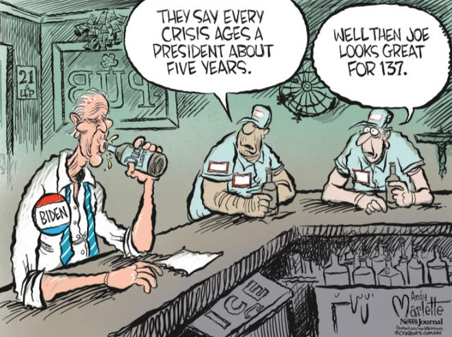 Andy Marlette, USA TODAY Network USA TODAY NETWORK