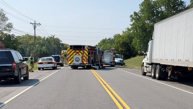 A fatal traffic accident has occurred on South Mt. Juliet Road in Wilson County on Sept. 13, 2021.