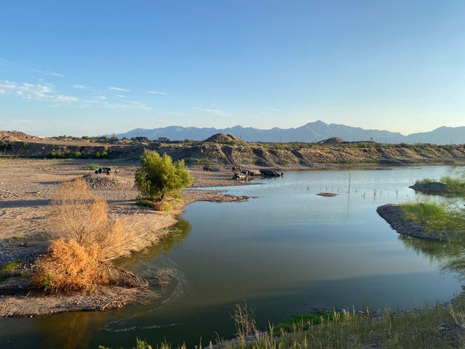 A boy died after his off-road vehicle rolled into water near the Salt River on Sept. 11, 2021.