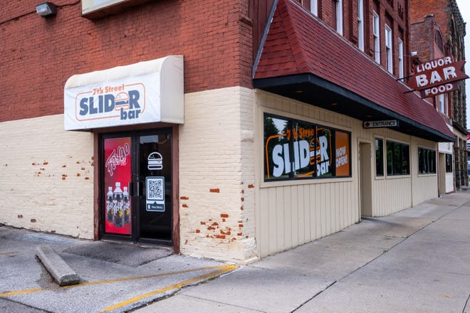 7th Street Slider Bar in Port Huron announced this weekend it has closed.