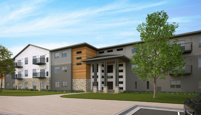 Millstone Commons will be located near Veterans Parkway and 26th Street.