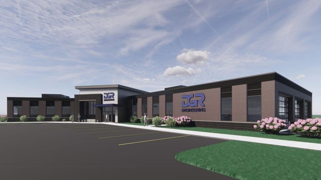 DGR Engineering currently has offices at 2909 E. 57th St. but will build a 16,000-square-foot office in eastern Sioux Falls near Veterans Parkway.