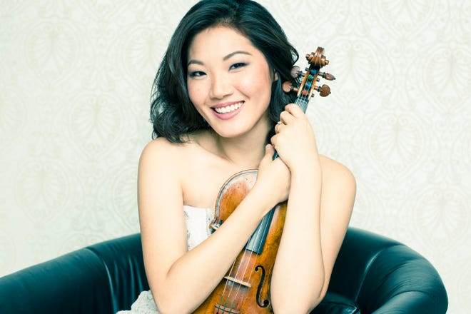 Rachel Lee Priday teaches at University of Washington and plays globally with major orchestras.