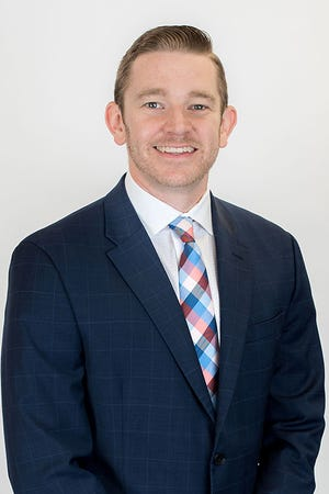 Andrew Peebles, attorney at Carnahan, Evans, Cantwell & Brown, P.C.