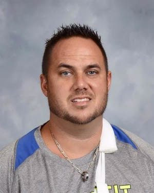 Logan Hurst, a Canopy Oaks Elementary physical education teacher, died from complications due to COVID early Monday morning, according to a Facebook post by his wife.