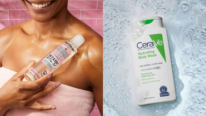 11 body products for smooth, glowing skin